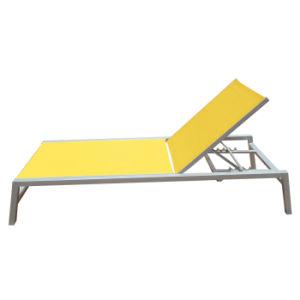 Ocio al aire libre Muebles de jardín terraza piscina Reposeras recostada cama