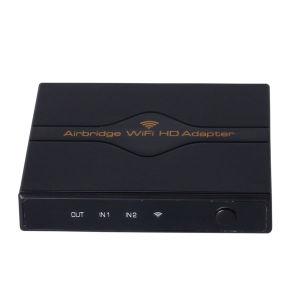 Aktualisierungsvorgangs-Luftbrücke WiFi HD Adapter
