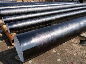 Rostfestes und Galvalized Stahlrohr /Under das Meerwasser