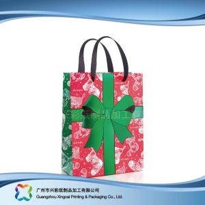 Упаковка бумаги сумка для шоппинга/ Дар/ одежды (XC-bgg-035)