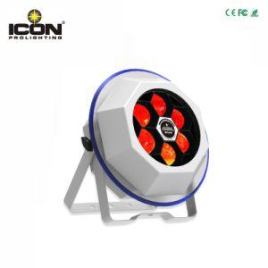 LEDの段階のための多機能の6匹の蜂UFOの効果ライト