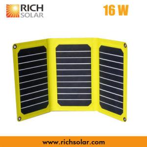 5V de mini Draagbare Generator van het Systeem van de ZonneMacht (16W)