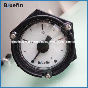 Medidor de conteúdo em espiral, Manômetro Mecânico, Mg, indicador de nível de combustível
