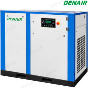 15 Kw 125psi impulsada directa eléctrico compresor de aire de tornillo rotativo