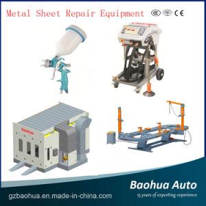 El equipo de reparación de chapa metálica
