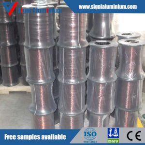/Esmaltadas Overcoated Esmaltado Fio de Alumínio redonda de enrolamento do motor
