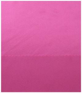 Trecho de poliéster têxtil Tecido acetinado, adequado para diafragmas congelados