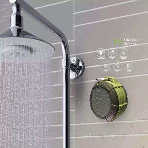 軍隊の緑の携帯用防水Bluetoothのスピーカー