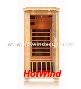 Sauna di legno della stanza di sauna di Infrared lontano 2016 per una gente (SEK-H1)