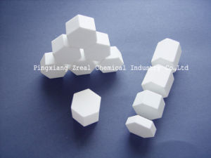 Hexagonale Alumina van 92% Ceramiektegel