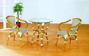 StOutdoor/bobina d'acciaio ainless mobilia del giardino/del bambù (YE-133134) (202)