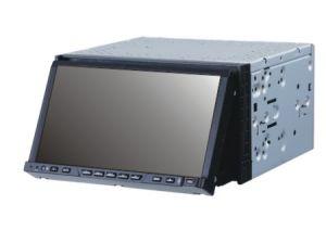 Doppelter LÄRM Universalauto DVD mit Andorid 4.0 Diagramm OS-+3D GPS (RTDA7500)