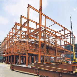 Estructura de acero de alta calidad/prefabricados modulares prefabricados/edificio