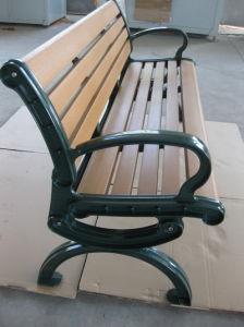 古典的な庭のベンチ、公園の椅子、屋外のベンチ(HY006)