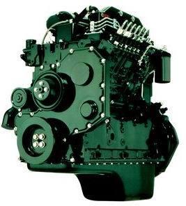 De gloednieuwe en Originele Dieselmotoren van Cummins met Delen