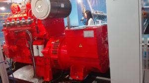 150kw 가스 발전소 천연 가스 LPG 발전기
