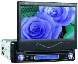 Портативный DVD плеер/Car Audio (DVD-ВИДЕО DIVX-MP4)