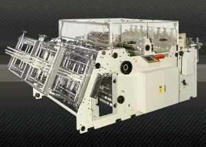 A adopção do sistema do servo para controlar a estrutura de formação Carton a erguer a máquina (L1350/4-A)