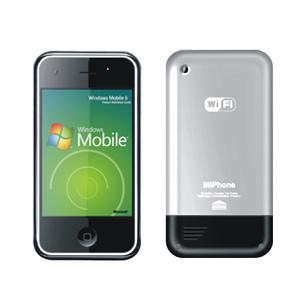 PDA telemóveis inteligentes + WiFi (M88)