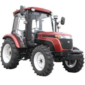 trattore agricolo di 50HP 4WD/attrezzature agricole con gli strumenti agricoli