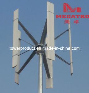 Turbine éolienne à axe vertical/génératrice éolienne-1kw (MG-V1KW)