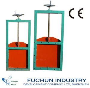 Hoist/Channel Gate/Sluice Door를 가진 물 Gate/Sluice Gate