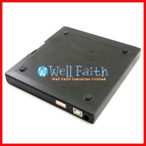 USB 외부 DVD 드라이브 결합 CD-RW 가열기 검정 (NT504)