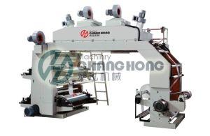 4 el color de la máquina de impresión flexográfica (CH884)
