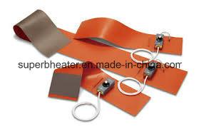 Ce, ISO, RoHS la aprobación de 1200W 12V de caucho de silicona Calentador de Agua Calefacción Calefacción Calefacción elemento elástico