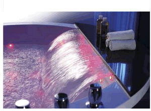 2 Pessoa Piscina massagem SPA Banheira de Hidromassagem