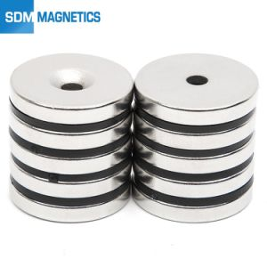 NdFeB修飾された産業希土類常置ネオジムの鉄のほう素またはN35ブロックまたはセグメントニッケルかZinc/Znの上塗を施してある磁石