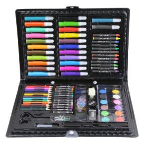 150의 PCS 피스 아이 예술가 그림물감 색깔 파스텔 크레용 호화로운 그림 페인트 색칠 독창성 예술 문구용품 세트