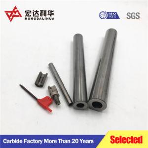 Boorstaven van Carbide worden gemaakt dat