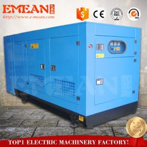 OEM van China Diesel Generator, de Stille Generator van de Diesel Motor van Yucahi 40kw