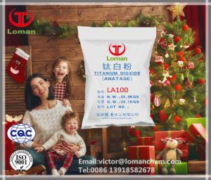 Het hete Pigment Manufactory van het Dioxyde van het Titanium van Anatase van de Verkoop in de Fabriek van China