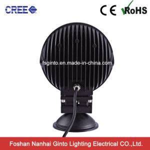 Высокое место 4D 60W 7'' светодиодный фонарь направленного света (GT6601-60W)