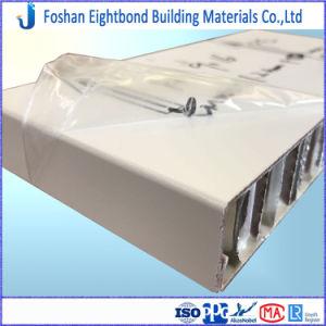 Couleur blanche PVDF aluminium Panneau alvéolé pour la construction Mateirals