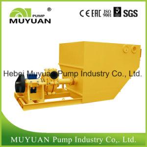 Mine d'or Heavy Duty épaississant Débordement bas de la pompe à lisier centrifuge