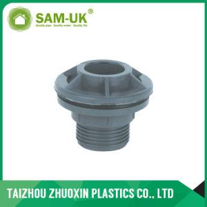Accoppiamento femminile di plastica del PVC con il rifornimento idrico