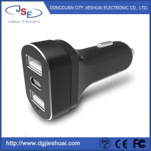 3 порта USB 5 В / 5,4 A Smart Car зарядные устройства для Apple и Android устройств