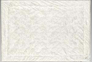 Comforter 100% gama alta de enchimento da tela de seda do Mulberry 23mm