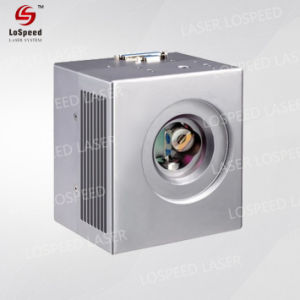 Testa della marcatura del laser di alta precisione