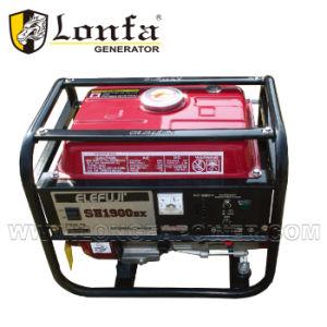 Elemax-Type 5 квт с водяным охлаждением воздуха бензиновый генератор 13HP