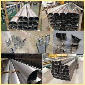 La fábrica de la Oficina de la partición de aluminio extruido, Perfil con moldes Exsiting