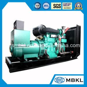 500KW/625kVA grupo electrógeno diesel de tipo Indoor con motor Cummins para el hogar y el uso comercial