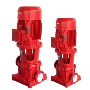 Xbd-LV Pluriétagé Système de tir vertical Fonction d'approvisionnement en eau de la pompe incendie
