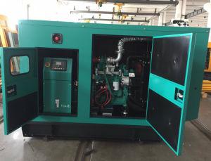 generatore di potere standby di valutazione del generatore diesel insonorizzato del baldacchino di 66kVA Cummins