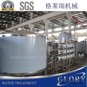 Sistema de tratamiento de agua mineral de botella