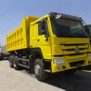 30ton Sinotruk TippeのディーゼルHOWO 6X4 371HPのダンプかトラック