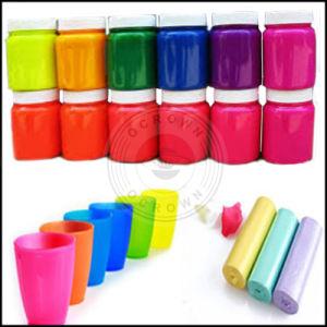 Fluorescente Pigment van de Kleur van Ocrown het Multi, de Leverancier van het Poeder van de Kleurstoffen van het Neon